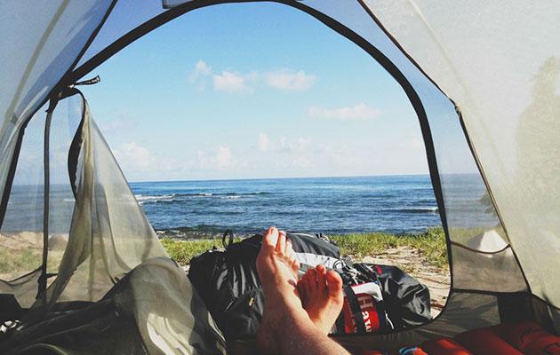 camping pampelonne